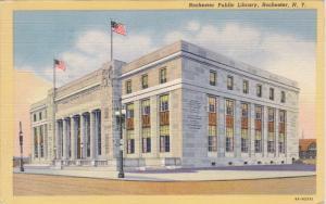 ROCHESTER, New York, PU-1947; Rochester Public Library