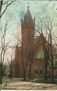Portland, Me., St. Dominic Church