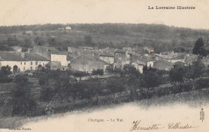 CHALIGNY , France, 1900-10s ; Le Val