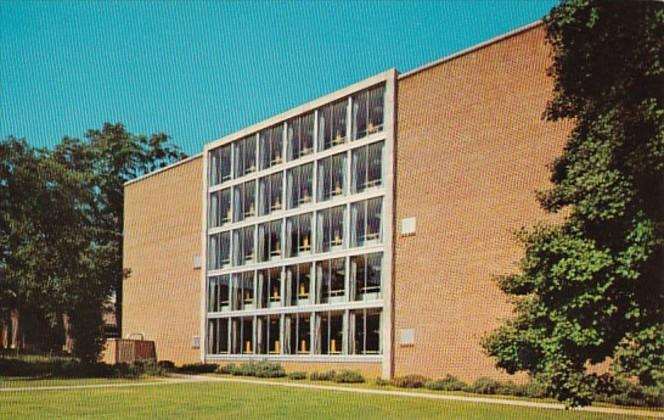 Mississippi Columbus Fant Memorial Library Mississippi State College For Women