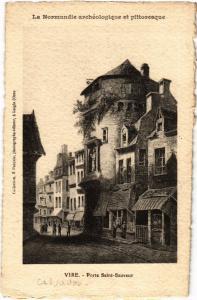 CPA Vire - Porte Saint-Sauveur (475609)