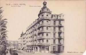 France Nice Cecil Hotel En face la Gare