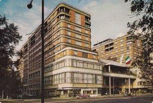 Avenida Juarez, Mexico City, 1950-1960s ; Hotel Del Prado