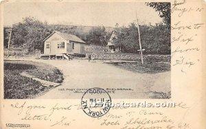 Post Office - Loch Sheldrake, New York