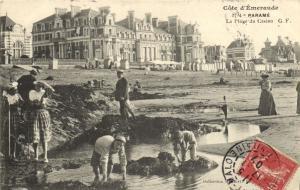 CPA Paramé - La Plage du Casino (112006)