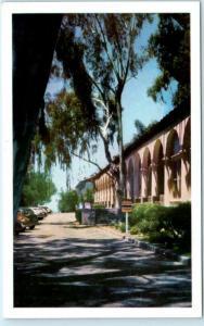 University of California SANTA BARBARA COLLEGE QUAD & Administration  Postcard