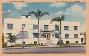 California Los Angeles Docotors Hospital