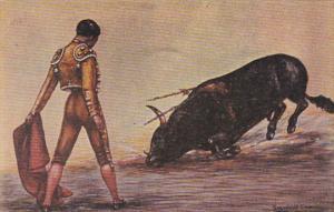 Bull Fight Estocada Fulminante
