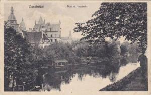 Dom M. Hasepartie, Osnabrück (Lower Saxony), Germany, 1910-1920s