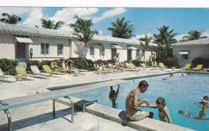 Swimming Pool,  The Beachcomber,  Naples-on-the-Gulf,  Florida,  40-60s