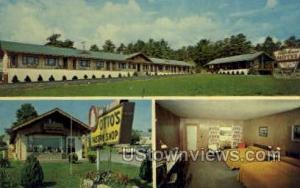 Alphaus Motel Glen Falls NY Unused