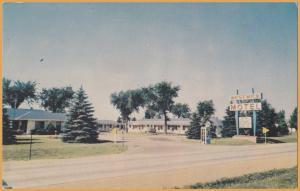 Sioux Falls, So. Dakota, Westwick Motel, on U.S. 16