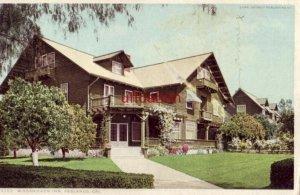 WISSAHICKON INN. REDLANDS, CA 1911
