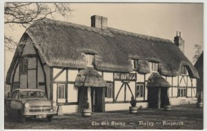 Hampshire; The Old Beams, Ibsley, Ringwood RP PPC, c 1950's, Unused