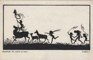 DIEFENBACH : Fantasy Silhouette , 00-10s ; Teilbild 5
