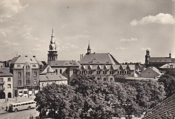 Czech Republic Chomutov Zizkovo namestl Photo
