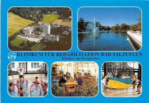 Klinikum fur Rehabilitation Bad Salzuflen Kliniken am Burggraben