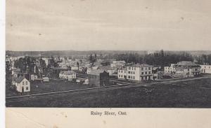 RAINY RIVER  , Ontario , Canada , 1900-10s