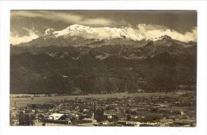 RP, Bird's Eye View, Mexico, 1930-1950s