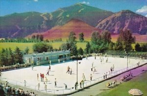 Olympic Size Skating Rink Sun Valley Idaho