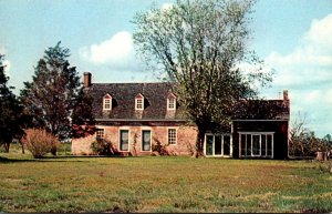 Maryland Crisfield Make Peace Colonial Home Built 1678