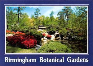 Birmingham, Alabama - Birmingham Botanical Gardens