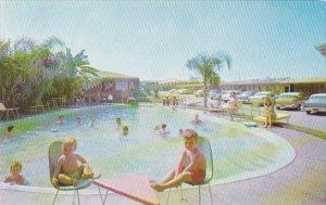 Swimming Pool Sun Valley Motor Hotel Houston Texas