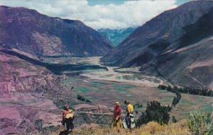 Peru Valley Of Pisac