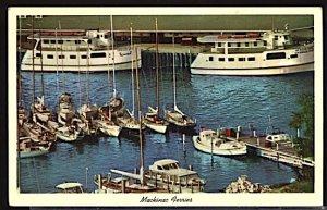 USA Mackinac Island Ferries (1925-45)
