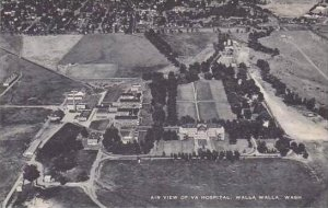 Washington Walla Walla Air View of VA Hospital Artvue