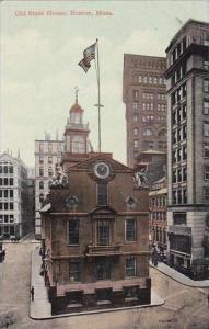 Massachustetts Boston Old State House