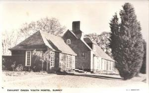Ewhurst Green Surrey Youth Hostel Hotel YMCA Type Building Real Photo Postcard