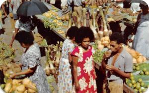 Fiji Market Place  Market Place