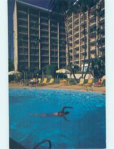 Pre-1980 HOTEL SCENE San Diego California CA H0012