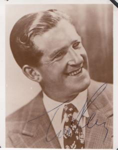 Ted Ray Genuine Vintage Hand Signed Photo