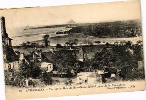 CPA AVRANCHES - La Baie du Mont-St-MICHEL (149778)