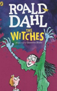 Roald Dahl The Witches 2016 Book Postcard