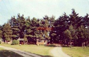 PINEHURST St. Lawrence River ALEXANDRIA BAY, NY Eugene and Doris Vrooman, owners