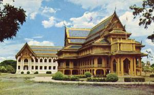Thailand - Bangkok, Scenery of Vajiravudh College