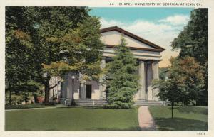 ATHENS , Georgia , 00-10s ; Chapel , University of Georgia