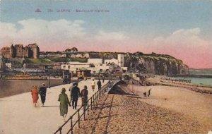 France Dieppe Boulevard Maritime