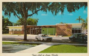 LARGO , Florida, 1950-60s ; Town Hall