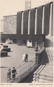 CHICAGO World's Fair , Court of the Electrical Building , 1930s