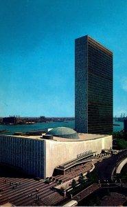 New York City United Nations Headquarters
