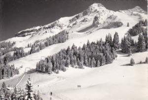 Switzerland Skigebiet Brunni Engelberg mit Rigidalstoecke Photo