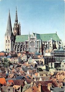 B51362 Chartres La Cathedrale   france