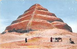 Sakkara Egypt, Egypte, Africa Step Pyramid Sakkara Step Pyramid