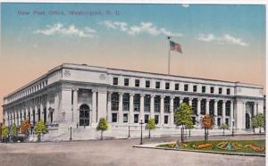 Washington D C New Post Office