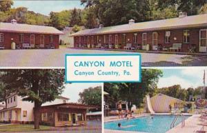 Pennsylvania Wellsboro Canyon Motel