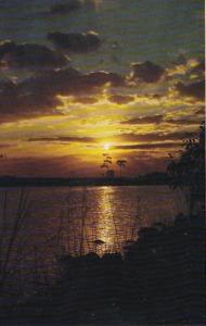Sunset Everglades National Park Florida
